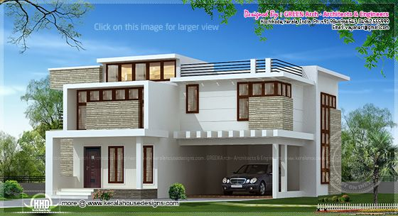 2300 sq-ft villa design