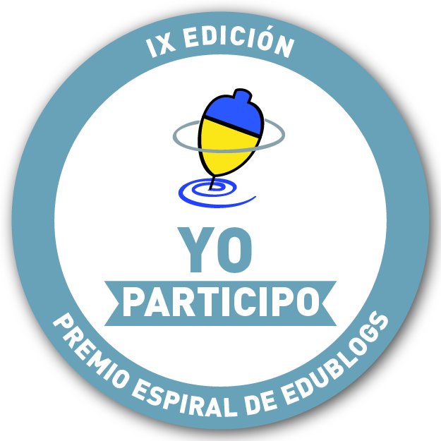 PREMIO ESPIRAL DE EDUBLOGS 2015
