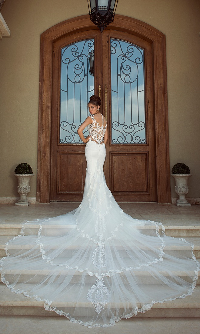 Galia Lahav Spring 2014 Bridal Collection