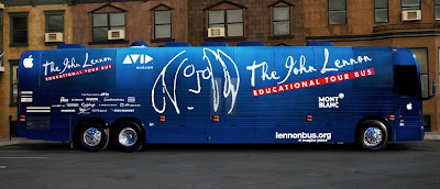 Greyson Chance John Lennon Tour Bus 2013 Video