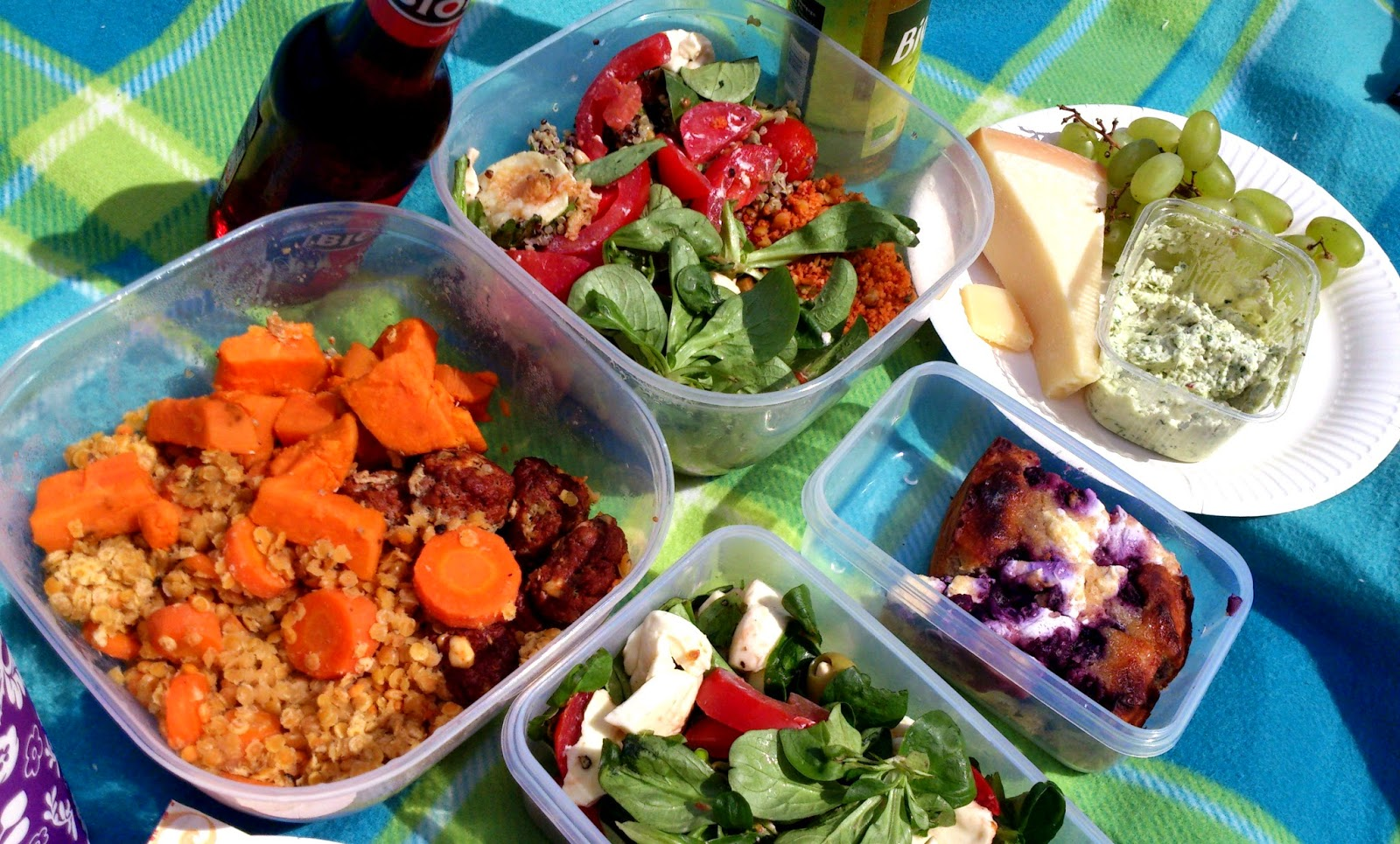 Loistavat eväät kesäiselle piknikille