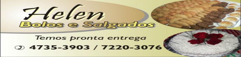 HELEN BOLOS E SALGADOS