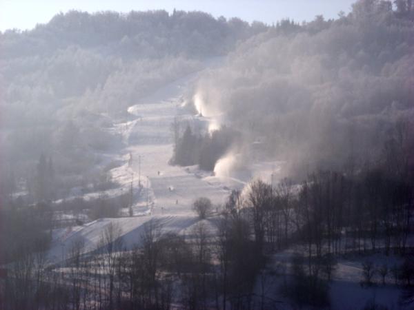 Palenica trasa narciarska rodzinna