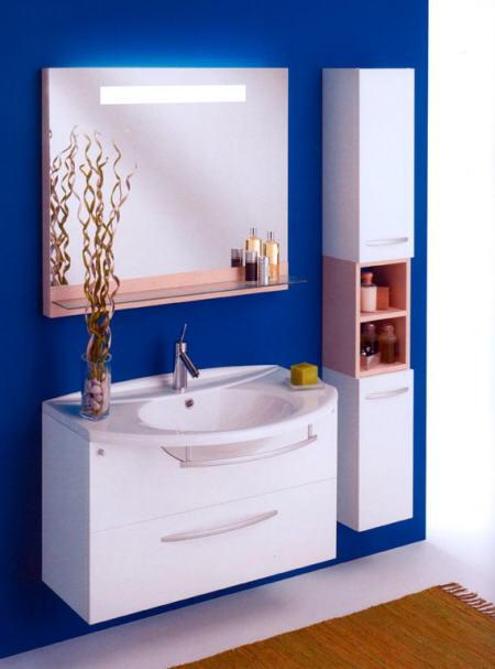 Decoracion de interiores ba os modernos for Interiores de banos pequenos