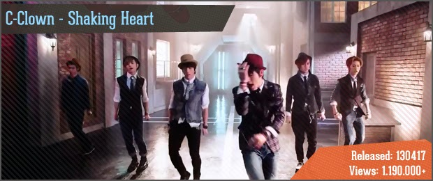 C-Clown Shaking Heart
