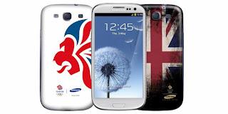 Samsung Galaxy S III Spesial Olimpiade London
