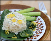 Lemon Chive Chicken Salad