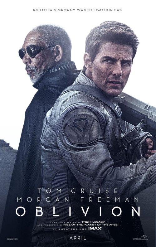 Oblivion: trailer final en español con SPOILERS