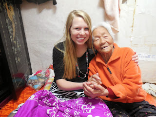 my favorite 92-year-old! :)