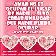 Imagenes De Amor: Imagenes de amor frases(Images of love phrases . amor tarjetas frases