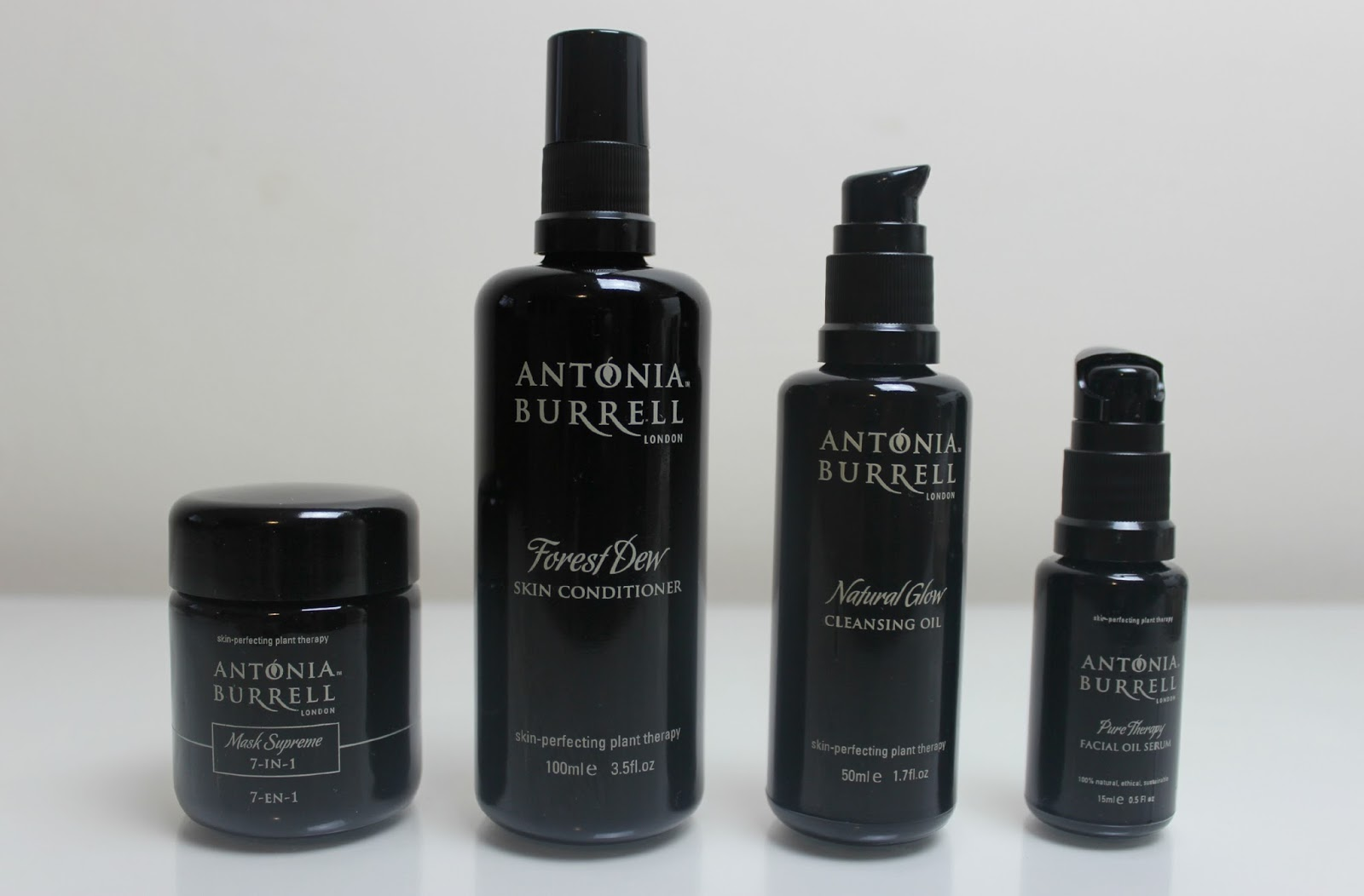A picture of Antonia Burrell skincare