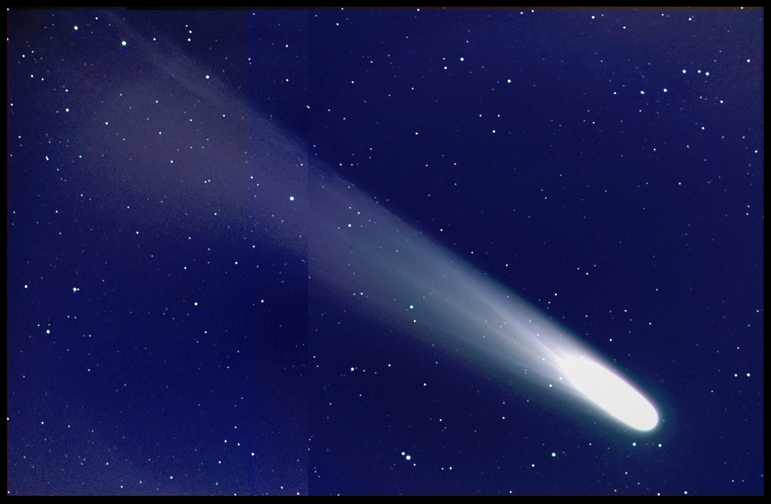 Animated Comet Free Download Wallpaper