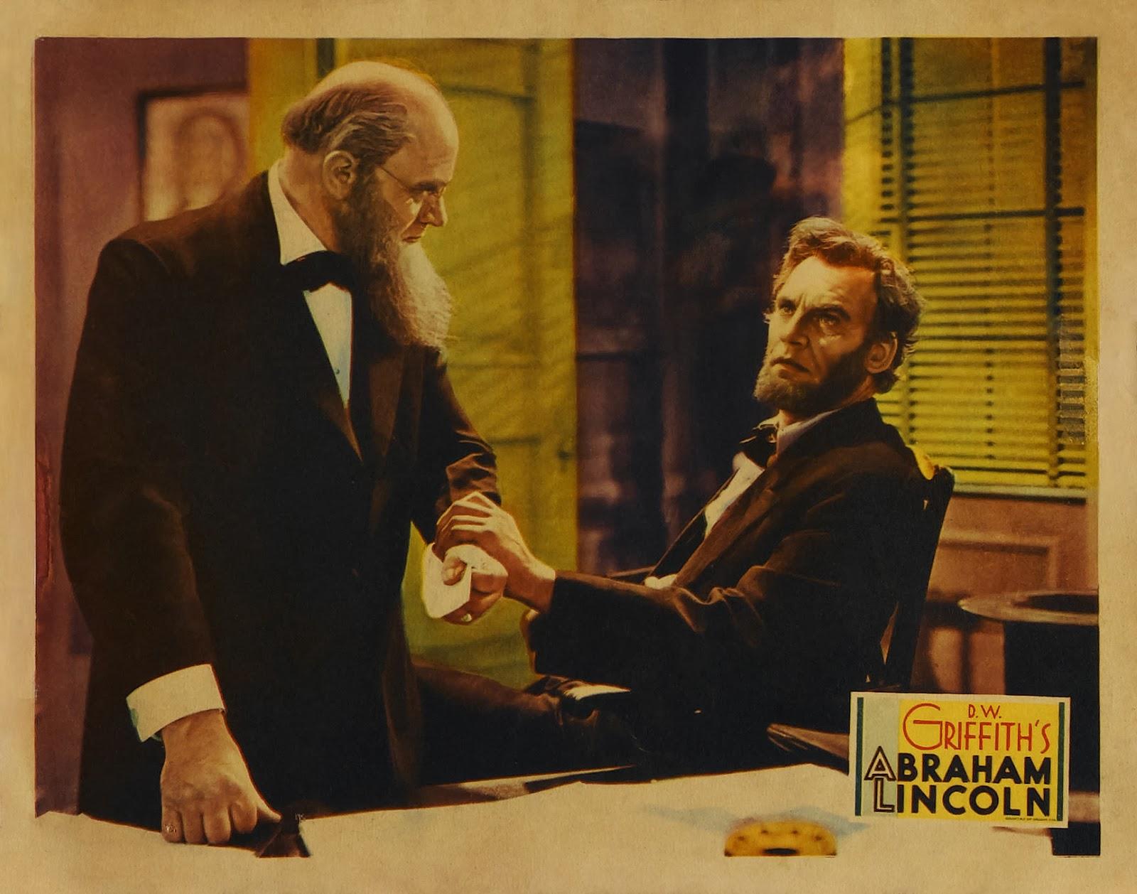 Sinopsis La primera película hablada del maestro D.W. Griffith hace un repaso a la vida del famoso presidente norteamericano. (FILMAFFINITY)