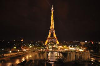 immagine Parigi di notte