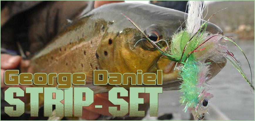 All things fly fishing strip set george daniel tco for George daniel fly fishing