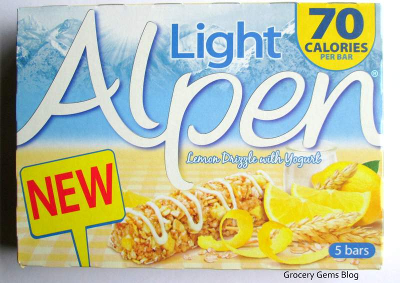 Grocery gems alpen light lemon drizzle with yogurt cereal bars alpen light lemon drizzle with yogurt cereal bars aloadofball Image collections