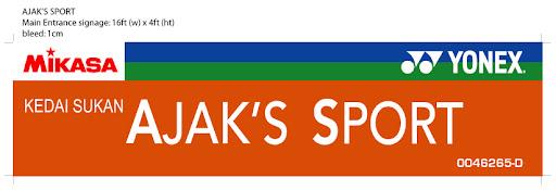 Ajak's Sport