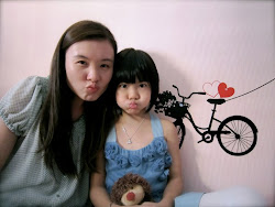 CNY with my neice