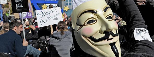 G20 DISCUTE SAÍDAS PARA CRISE NA EUROPA EM MEIO A PROTESTOS MUNDIAIS