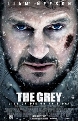 Infierno Blanco (The Grey)(2012) movie poster pelicula