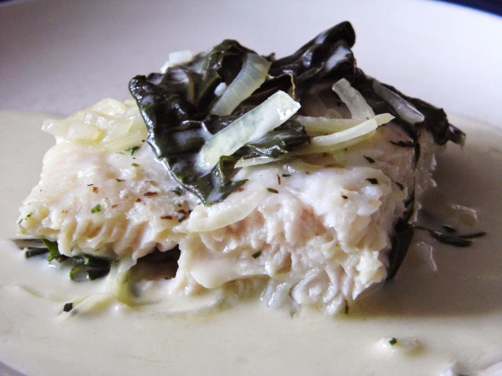 One Mother Hen Creamy Poached Basa