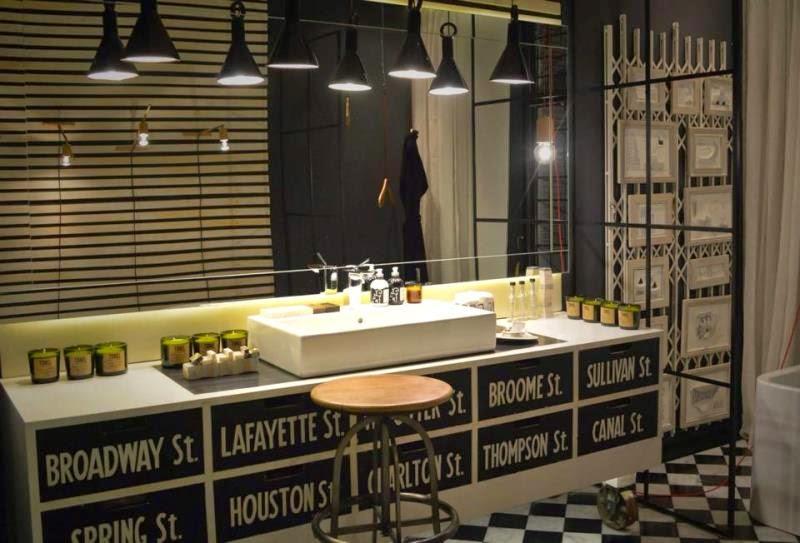 Casa FOA 2014: Soho Bathroom - Estudio Urzanqui + Calamante