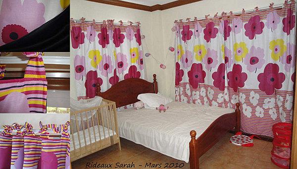 Ni o en casa cortinas francesas para las habitaciones de for Cortinas para cuartos de ninos