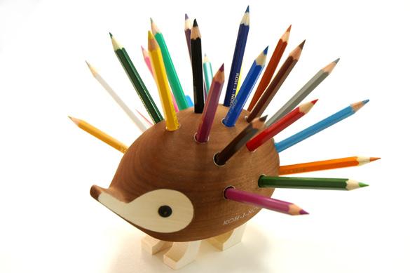 Creative Pen Stand Designs : Unusual pen holders and unique pencil part
