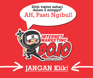 Gabung Internet Marketing DOJO
