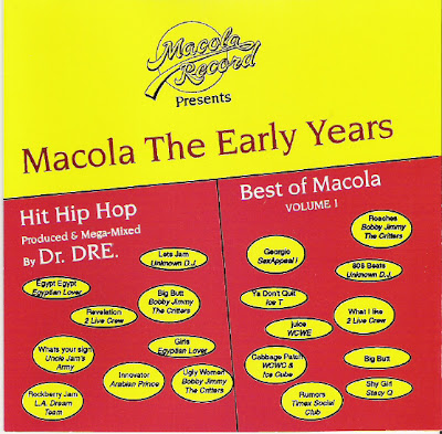 Various Artists – Macola The Early Years – CD – 1993
