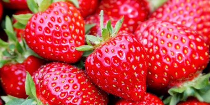 Strawberries Arnaud - 1,4 juta dolar