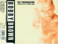 Bobby Brown - My Prerogative (CDM) (1995)