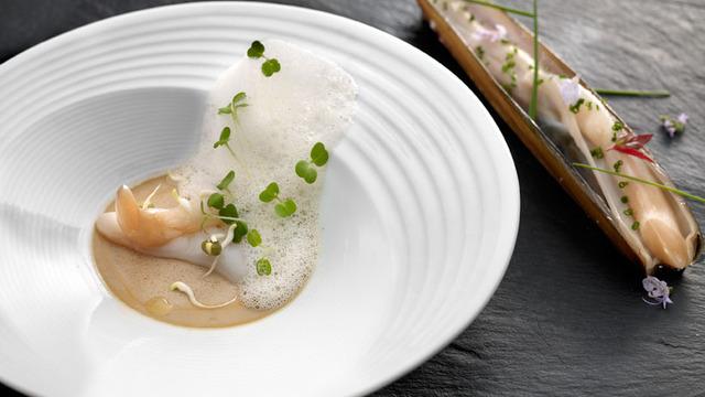 La francesa aux fourneaux portrait de martin berasategui - Recette de cuisine gastronomique de grand chef ...