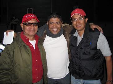 Luis Gasca Jr. ----Radio