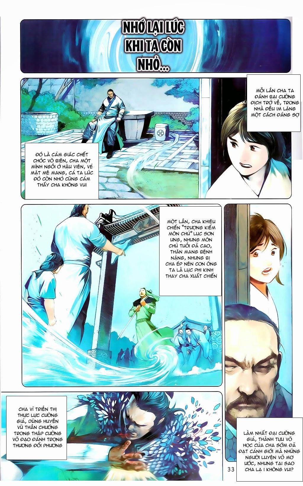 Phong Vân Chap 665 - Trang 32