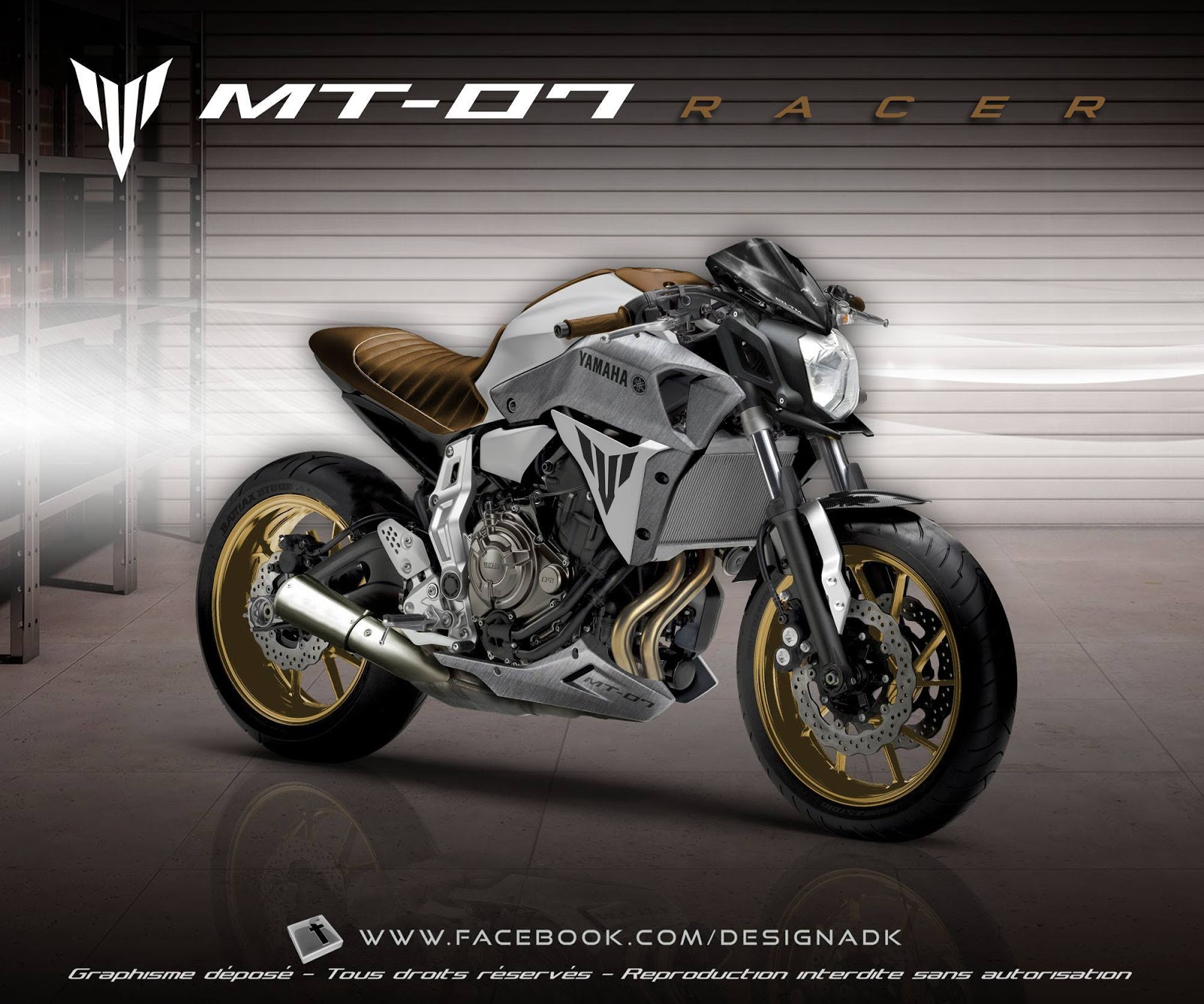 Motorcycle Modification Cafe Racer Concepts