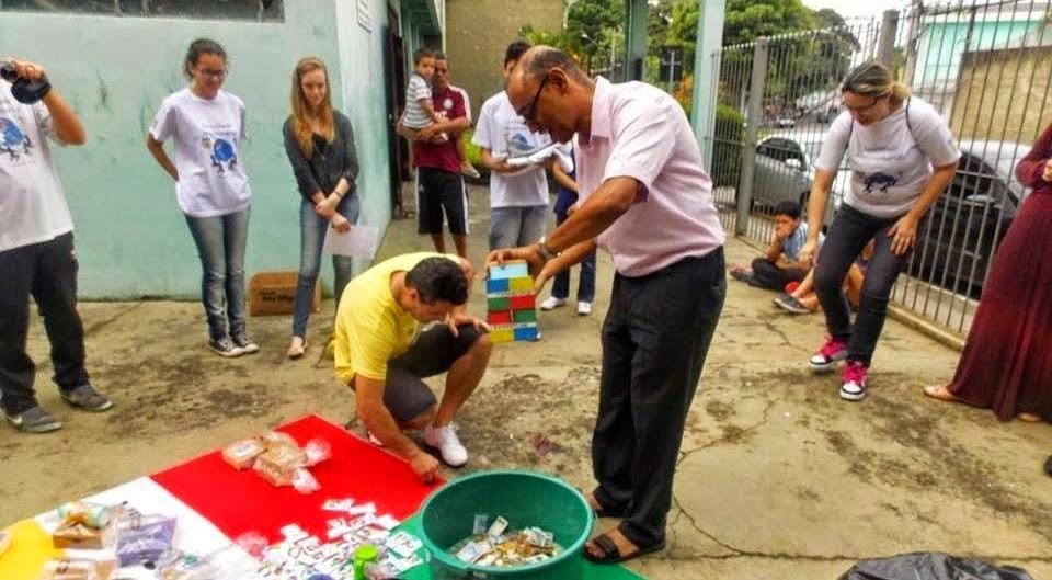 JM da Diocese de Guarulhos contribui com a Missão