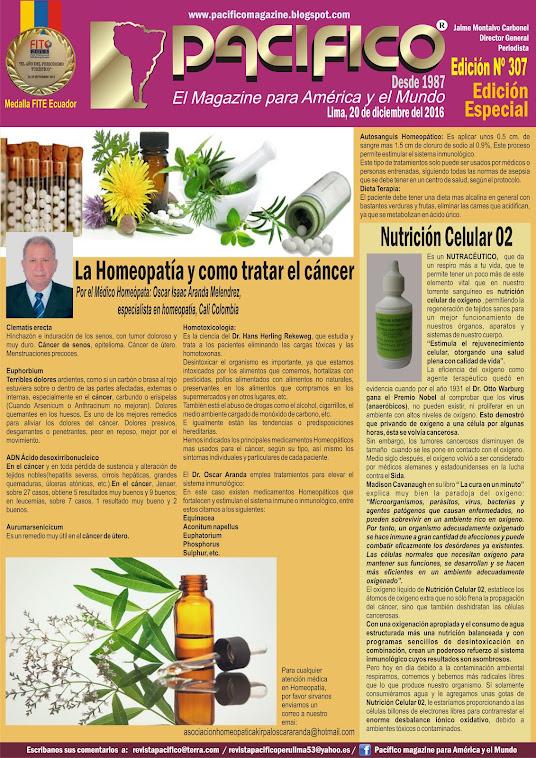 Revista Pacífico Nº 307 Edición Especial