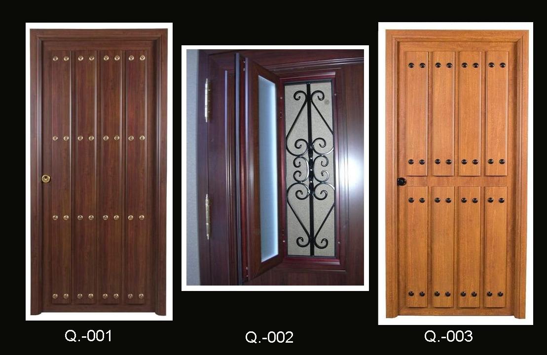 Cerrajeria jugal automatismos cerramientos de hierro de for Puertas de hierro y madera