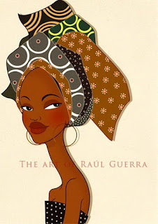 Mujeres Africanas Pinturas Oleo