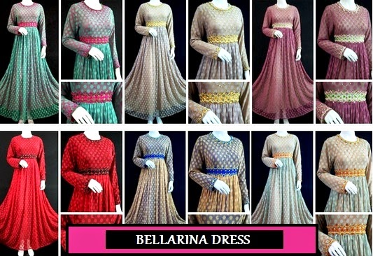 BELLARINA DRESS