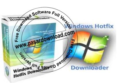 Free Download Software Windows Hotfix Downloader 2014 v5.4