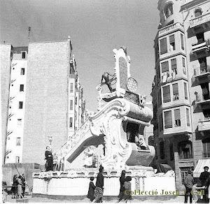 Falla Salamanca - Burriana 1948