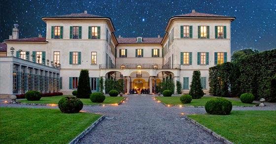 osservazioni guidate del cielo, aperitivi en plein air, visite guidate nel weekend a Villa Panza, Varese