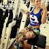 Treino de Quadríceps e Panturrilha da Atleta Daniele Balas