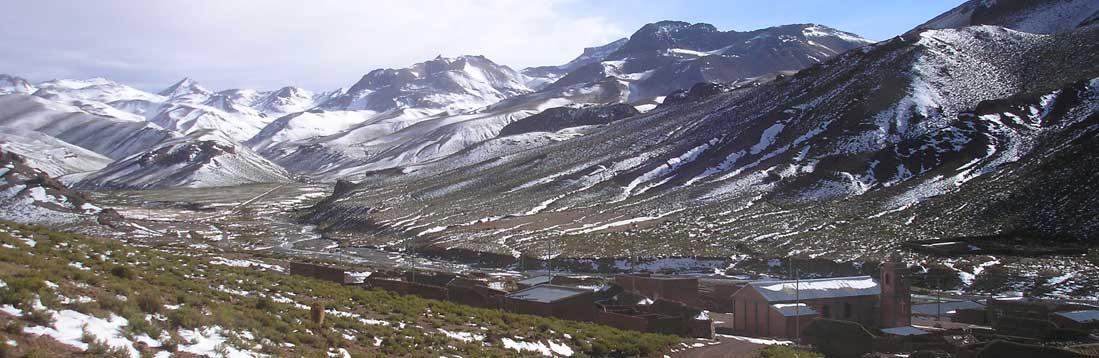 Leben in den Anden Boliviens