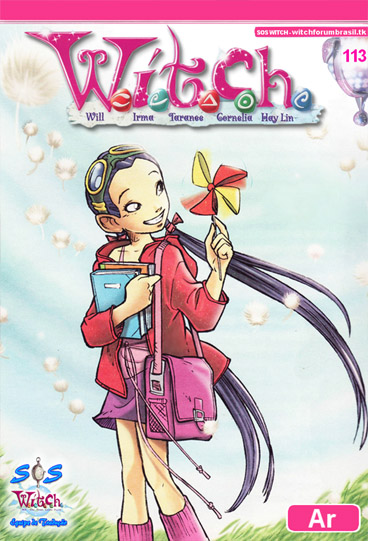 Witch 113 Completa Capa1111