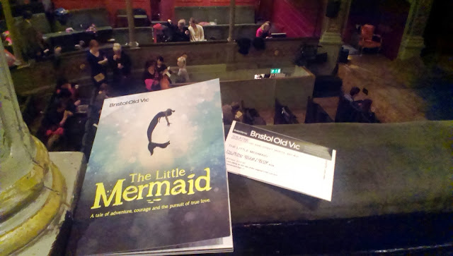 Bristol Old Vic The Little Mermaid