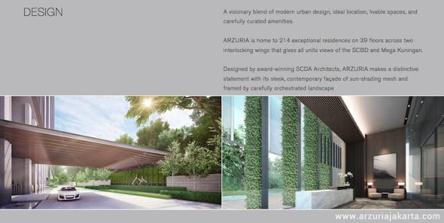 Arzuria Apartment Design