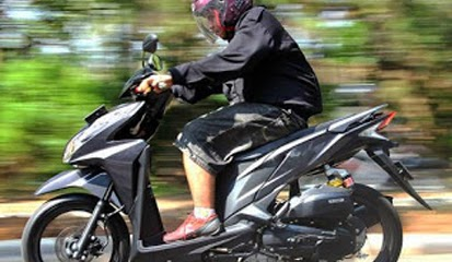 Honda Vario Techno 125 Lebih Kencang Dengan Setting CVT